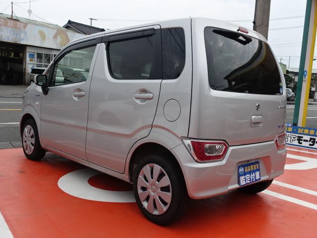 ハイブリッドFX /キーレス/シートヒーター/エアコン/パワステ/電動格納ミラー/ABS/ディーラー試乗車(5枚目)