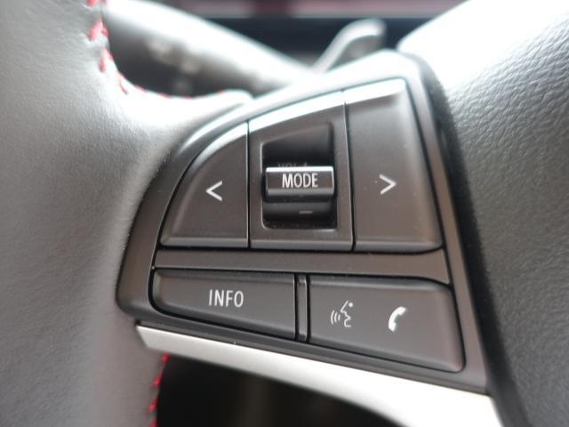 ハイブリッドT ターボ /ターボ/プッシュスタート/衝突被害軽減ブレーキ/LEDヘッド&フォグ/シートヒーター/オートライト/オートエアコン/革巻きハンドル/オートクルーズ/ディーラー試乗車(22枚目)