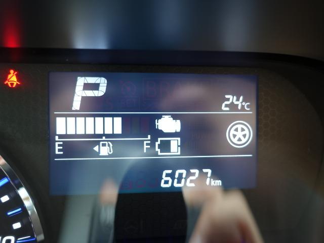 ハイブリッドT ターボ /ターボ/プッシュスタート/衝突被害軽減ブレーキ/LEDヘッド&フォグ/シートヒーター/オートライト/オートエアコン/革巻きハンドル/オートクルーズ/ディーラー試乗車(25枚目)