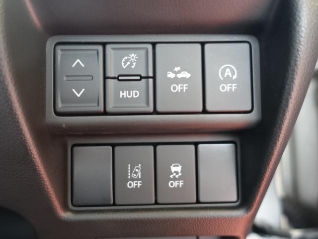 ハイブリッドT /ターボ/プッシュスタート/衝突被害軽減ブレーキ/LEDヘッド&フォグ/シートヒーター/オートライト/オートエアコン/革巻きハンドル/オートクルーズ/ディーラー試乗車(17枚目)