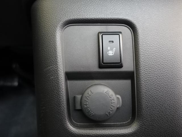 ハイブリッドT /ターボ/プッシュスタート/衝突被害軽減ブレーキ/LEDヘッド&フォグ/シートヒーター/オートライト/オートエアコン/革巻きハンドル/オートクルーズ/ディーラー試乗車(22枚目)
