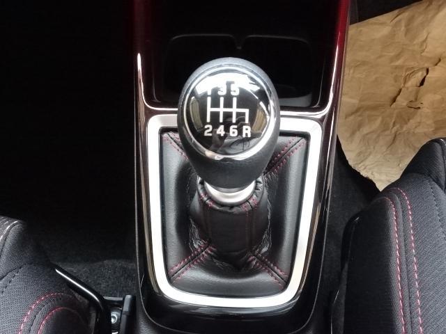ベースグレード /セーフティサポート/6MT/LEDヘッドライト/専用アルミホイール/1.4直噴ターボ/登録済み未使用車(27枚目)