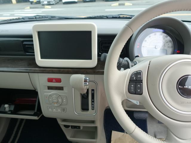 モード /衝突被害軽減ブレーキ/HIDヘッドライト/スマートキー/専用フロアマット/オートエアコン/シートヒーター/革巻きハンドル/ステアリングスイッチ/アイドリングストップ/届出済未使用車(15枚目)