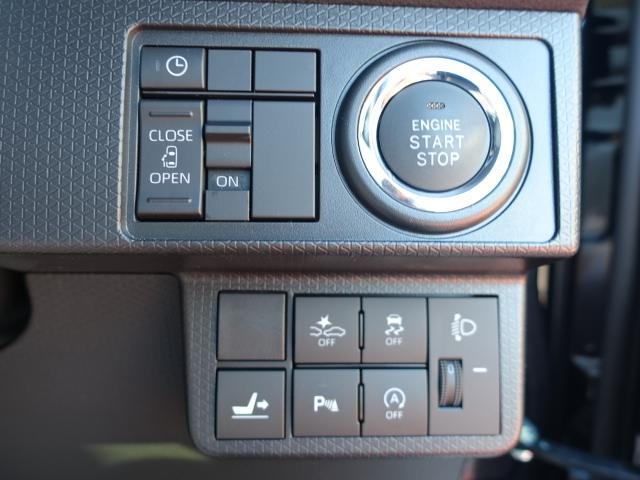 X /片側電動スライドドア/プッシュスタート/スマートキー/オートエアコン/ステアリングリモコン/LEDヘッドライト/衝突被害軽減ブレーキ/ディーラー試乗車(20枚目)