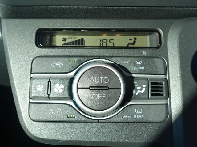 X /片側電動スライドドア/プッシュスタート/スマートキー/オートエアコン/ステアリングリモコン/LEDヘッドライト/衝突被害軽減ブレーキ/ディーラー試乗車(27枚目)