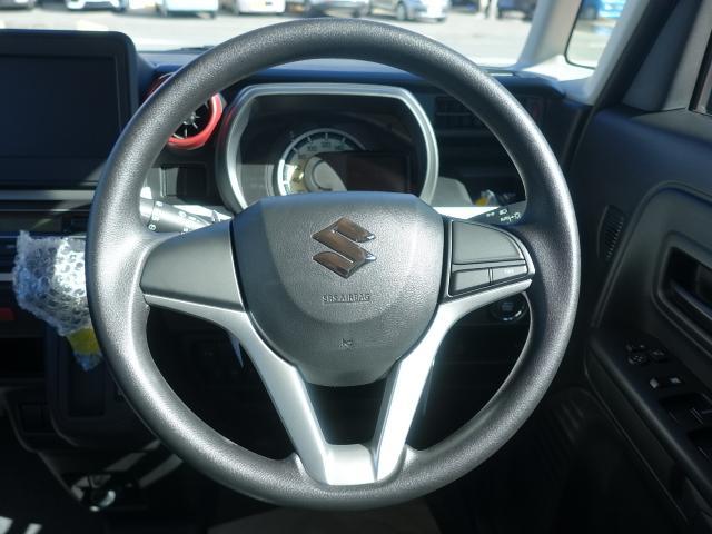 ハイブリッドG /衝突被害軽減ブレーキレス/スマートキー/両側スライドドア/オートエアコン/オートライト/アイドリングストップ/電動ドアミラー/届出済未使用車(9枚目)