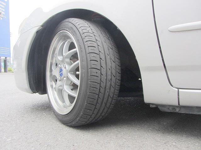 トヨタ カローラフィールダー X Gエディション フルセグ&Bカメ&RSR車高調&アルミ