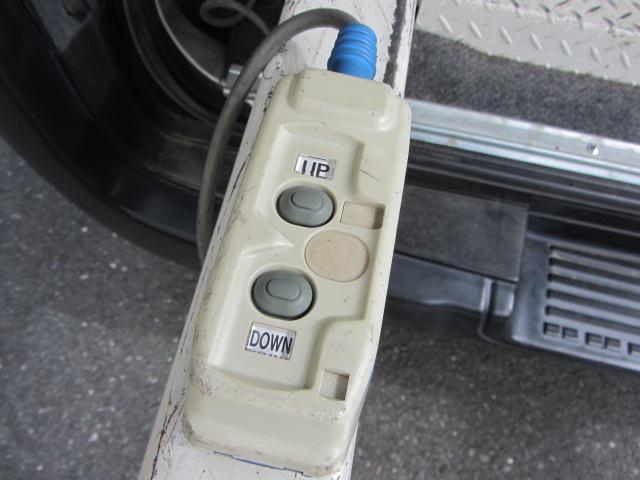 ハイルーフSロングGX3.0D 油圧リフト(19枚目)