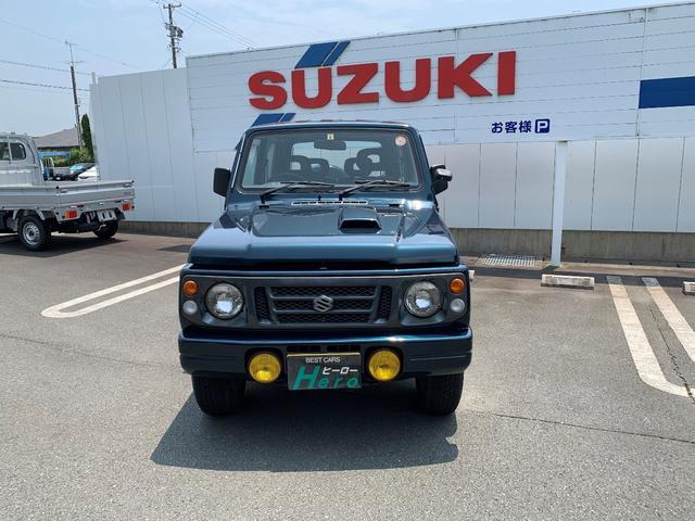 「スズキ」「ジムニー」「コンパクトカー」「静岡県」の中古車2