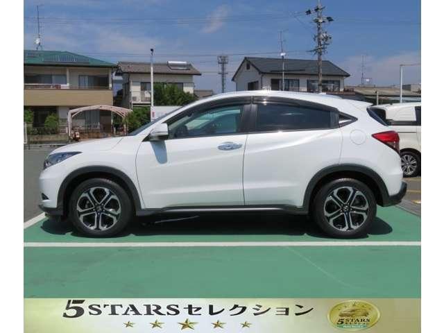 ホンダ ヴェゼル S 5STARS ナビ あんパケ LED