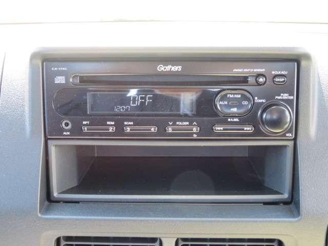 アタック 弊社デモカー CDオーディオ 4WD(6枚目)