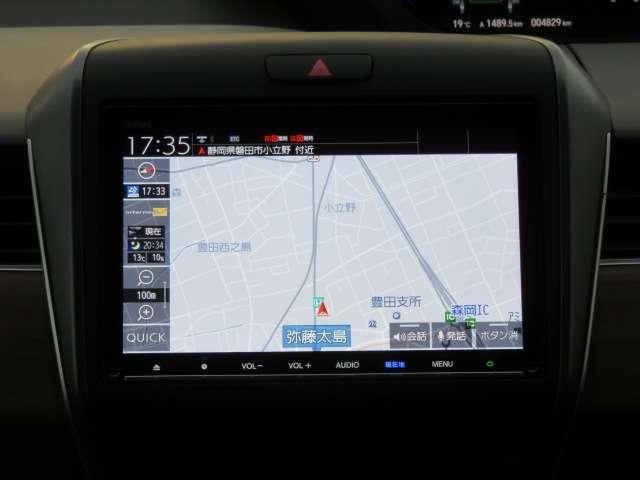 ハイブリッド・Gホンダセンシング 弊社デモカー 9インチナビ HondaSENSING(14枚目)