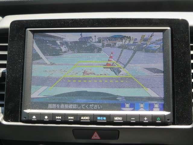e:HEVホーム 弊社デモカー 純正メモリーナビ Bluetooth フルセグTV リアカメラ LEDヘッドライト HondaSENSING カーテンエアバック 充電端子 ETC スマートキー(13枚目)