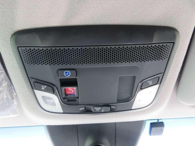e:HEVホーム 弊社デモカー 純正メモリーナビ Bluetooth フルセグTV リアカメラ LEDヘッドライト HondaSENSING カーテンエアバック 充電端子 ETC スマートキー(15枚目)