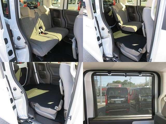 L HondaSENSING LEDヘッドライト 左電動スライドドア ベンチシート シートヒーター 禁煙車 ワンオーナー スマートキー 障害物センサー(11枚目)