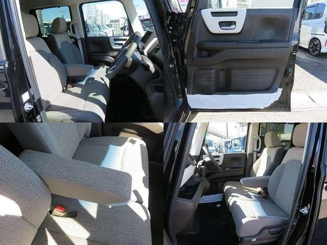 L HondaSENSING LEDヘッドライト 左電動スライドドア スマートキー シートヒーター ベンチシート 禁煙車 オートハイビーム カーアラーム(10枚目)