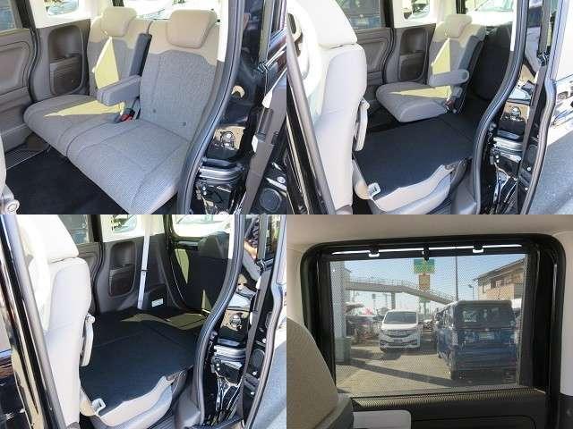L HondaSENSING LEDヘッドライト 左電動スライドドア スマートキー シートヒーター ベンチシート 禁煙車 オートハイビーム カーアラーム(11枚目)