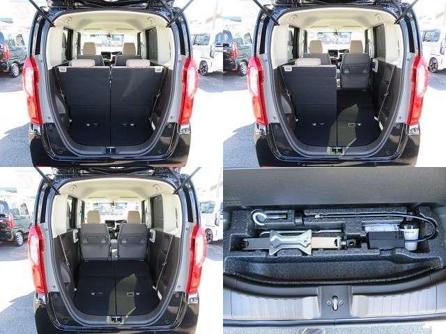 L HondaSENSING LEDヘッドライト 左電動スライドドア スマートキー シートヒーター ベンチシート 禁煙車 オートハイビーム カーアラーム(13枚目)