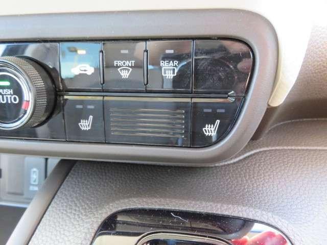 L HondaSENSING LEDヘッドライト 左電動スライドドア スマートキー シートヒーター ベンチシート 禁煙車 オートハイビーム カーアラーム(18枚目)