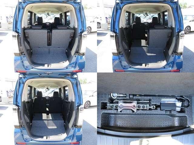 G ターボSSパッケージ 特別仕様車 ターボ 純正メモリーナビ フルセグTV リアカメラ Bluetooth接続 低速域衝突軽減ブレーキ サイドカーテンエアバック 両側電動スライドドア アルミホイール 禁煙車 ワンオーナー(13枚目)