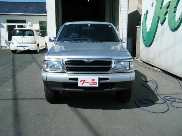 「マツダ」「プロシード」「SUV・クロカン」「静岡県」の中古車2