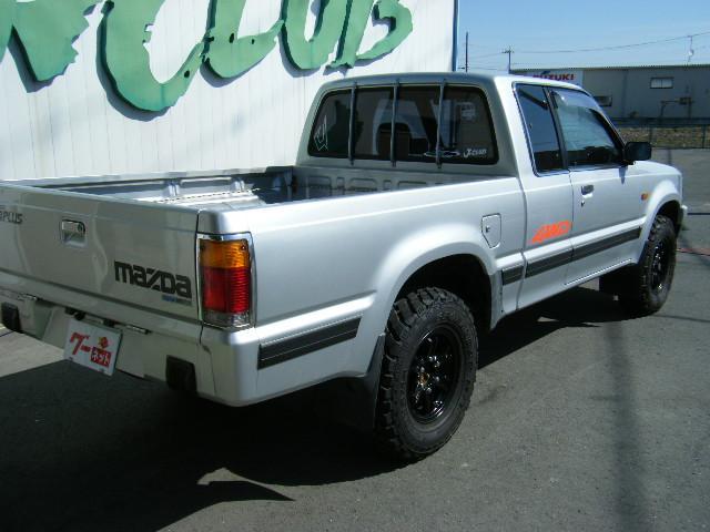 「マツダ」「プロシード」「SUV・クロカン」「静岡県」の中古車5