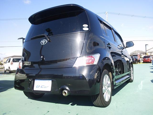 トヨタ bB Z エアロ-Gパッケージ アルミ ETC キーレス 禁煙車