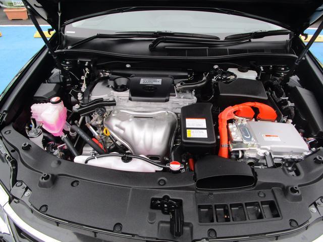 トヨタ カムリ ハイブリッド Gパッケージプレミアムブラック サンルーフ