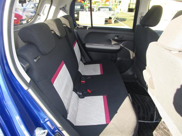 トヨタ パッソ モーダ S 元当社試乗車 衝突被害軽減装置付き