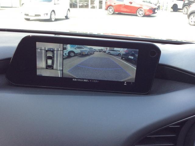 15Sツーリング 15Sツーリング 衝突軽減自動ブレーキ・マツダレーダークルーズ・CD・DVD・TV・360°ビューモニター・HDMI・USBポー(8枚目)