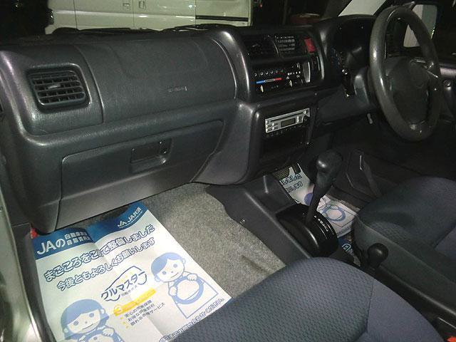マツダ AZオフロード XC 4WD ターボ 電動格納ミラー ヒーテッドドアミラー