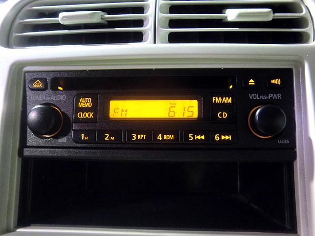 三菱 eKワゴン MX 純正CD 電動格納ミラー キーレス