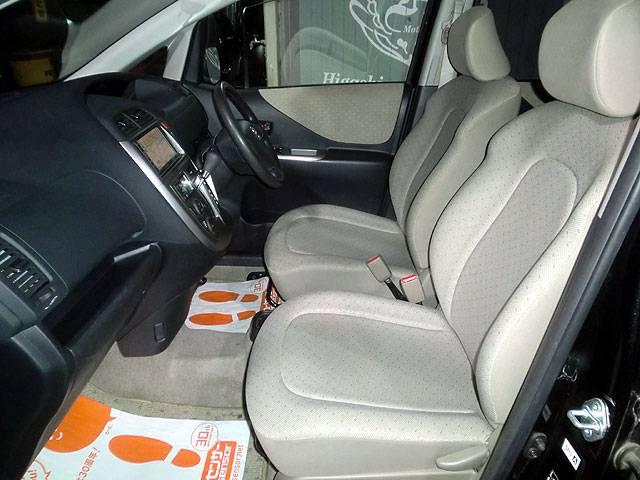 トヨタ ラクティス X Lパッケージ HDDナビ ETC 純正エアロ 社外アルミ