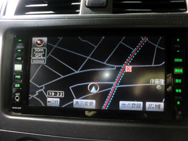 トヨタ カローラフィールダー 1.5X HIDセレクション HDDナビ Bカメラ ETC