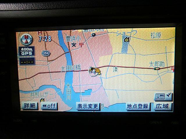 ストリートビレット HDDナビ 社外AW モデリスタマフラー(10枚目)