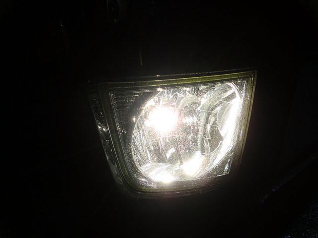 ディーバ ドアミラーウインカー HIDライト フォグランプ(17枚目)