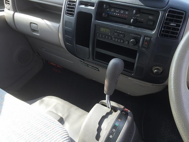 トヨタ トヨエース バックモニター付