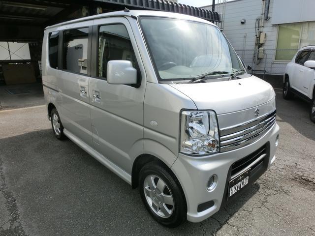 「スズキ」「エブリイワゴン」「コンパクトカー」「静岡県」の中古車6