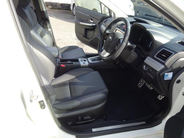 1.6GT-Sアイサイト 黒皮シート 4WD カーナビTV ドライブレコーダー ETC(24枚目)