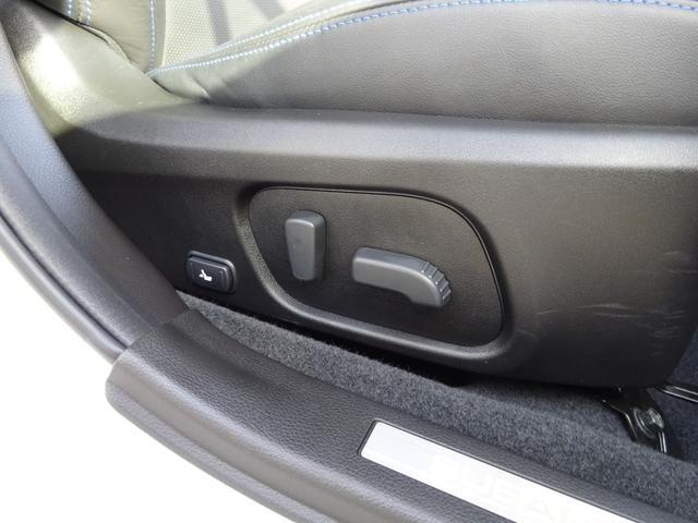 1.6GT-Sアイサイト 黒皮シート 4WD カーナビTV ドライブレコーダー ETC(28枚目)