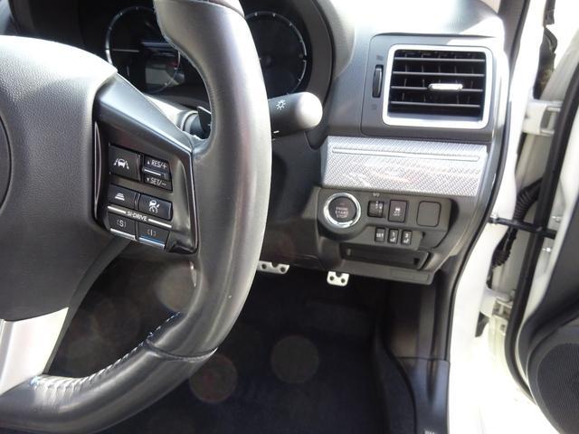 1.6GT-Sアイサイト 黒皮シート 4WD カーナビTV ドライブレコーダー ETC(37枚目)