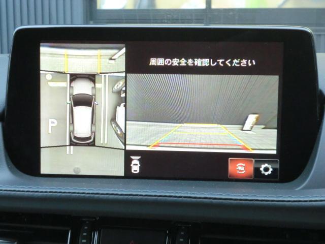 XD L-パッケージ 360°ビューモニター Bluetoo(7枚目)