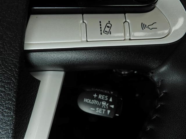 車線逸脱警報機能搭載!うっかり車線をはみ出しそうになったとき警報します。レーダークルーズコントロール装備で高速道路での長距離移動にあると便利です。
