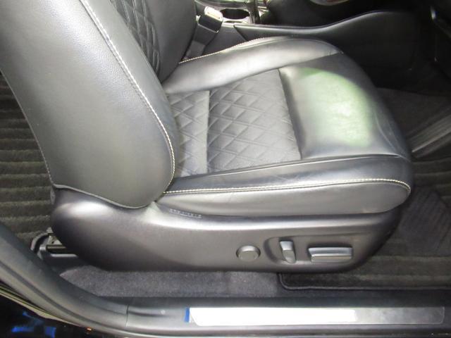 プレミアム ハーフレザー 電動シート 安全装備 衝突被害軽減システム 横滑り防止機能 ABS エアバッグ オートクルーズコントロール 盗難防止装置 アイドリングストップ バックカメラ ETC CD スマートキー(25枚目)