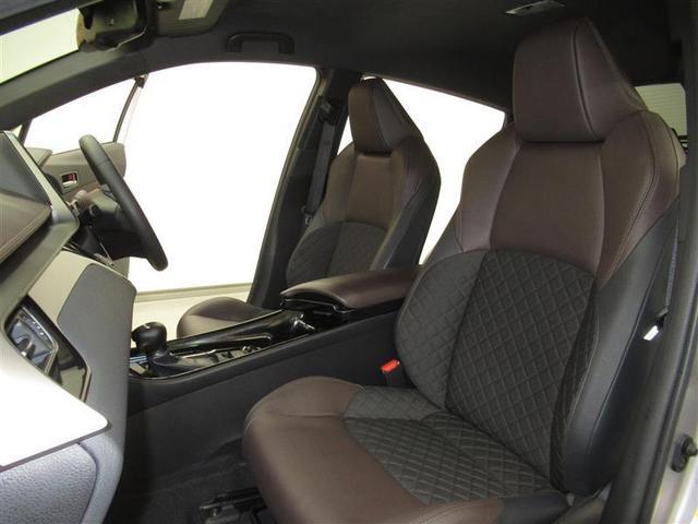 G LEDエディション ハイブリッド ワンオーナー ハーフレザー 安全装備 衝突被害軽減システム 横滑り防止機能 ABS エアバッグ オートクルーズコントロール 盗難防止装置 バックカメラ ETC ドラレコ CD キーレス(7枚目)