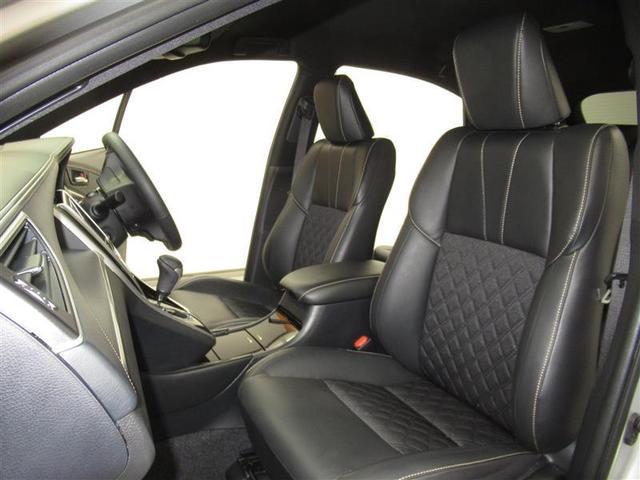 プレミアム ハイブリッド ワンオーナー 4WD ハーフレザー 電動シート 安全装備 衝突被害軽減システム 横滑り防止機能 ABS エアバッグ オートクルーズコントロール 盗難防止装置 バックカメラ ETC CD(7枚目)