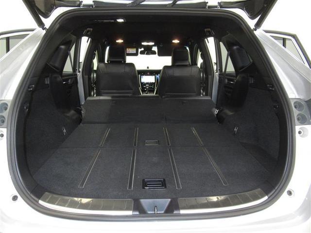 プレミアム ハイブリッド ワンオーナー 4WD ハーフレザー 電動シート 安全装備 衝突被害軽減システム 横滑り防止機能 ABS エアバッグ オートクルーズコントロール 盗難防止装置 バックカメラ ETC CD(9枚目)