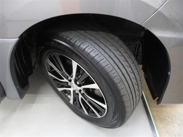 アエラス ハイブリッド ワンオーナー 4WD 横滑り防止機能 ABS エアバッグ オートクルーズコントロール 盗難防止装置 バックカメラ ETC CD スマートキー キーレス フル装備 Wエアコン フルエアロ(4枚目)