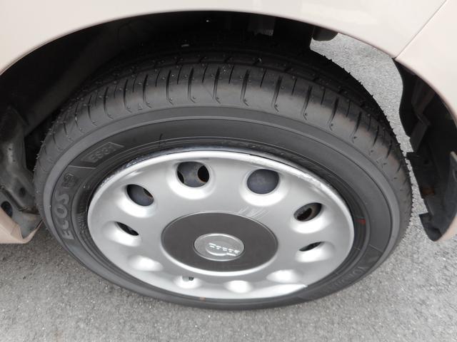 ココアX  タイヤ4本新品交換済み(20枚目)