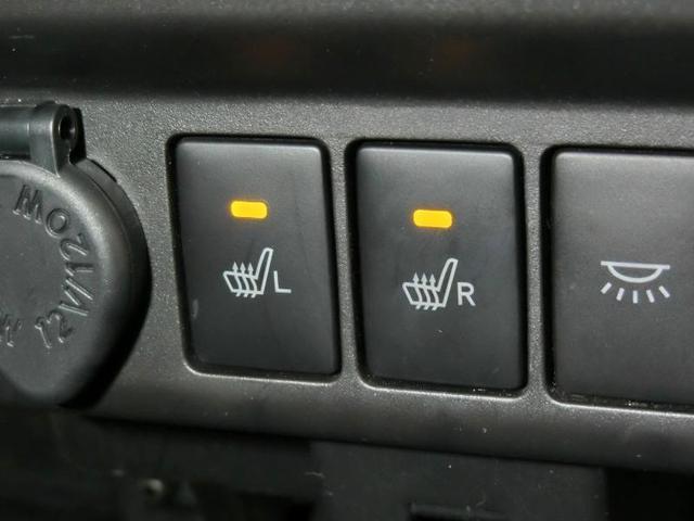 前席シートヒーター付